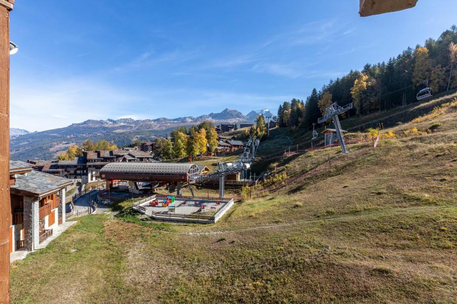Location au ski Studio cabine 5 personnes (039) - Résidence la Clé - Montchavin La Plagne - Extérieur été