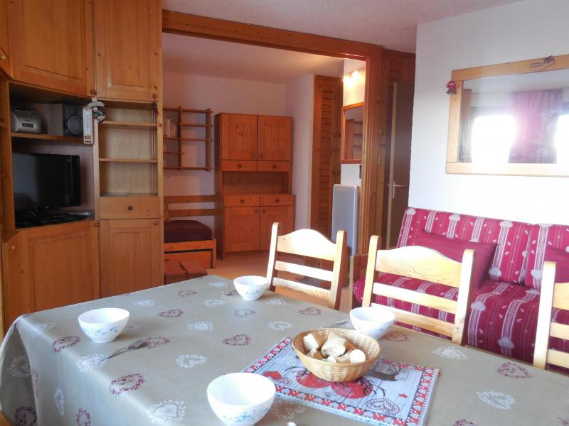 Vacances en montagne Appartement 2 pièces 5 personnes (046) - Résidence la Clé - Montchavin La Plagne - Table