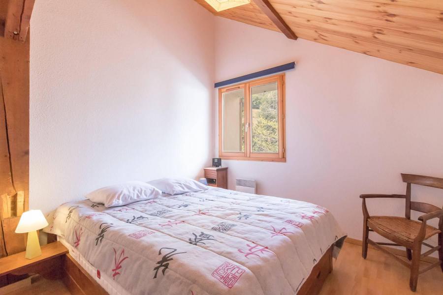 Vacances en montagne Appartement 4 pièces mezzanine 12 personnes - Résidence la Clé des Champs - Serre Chevalier - Chambre