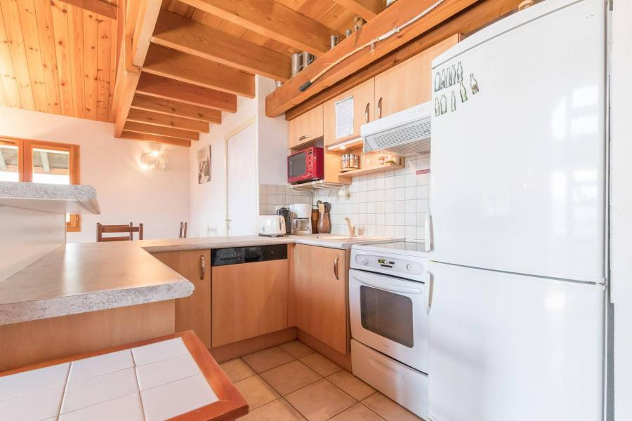 Vacances en montagne Appartement 4 pièces mezzanine 12 personnes - Résidence la Clé des Champs - Serre Chevalier - Cuisine