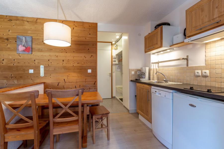 Vacances en montagne Studio cabine 5 personnes (039) - Résidence la Clé - Montchavin La Plagne - Cuisine