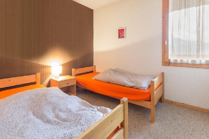 Holiday in mountain resort 2 room apartment 5 people (30) - Résidence la Clef - Montchavin - La Plagne