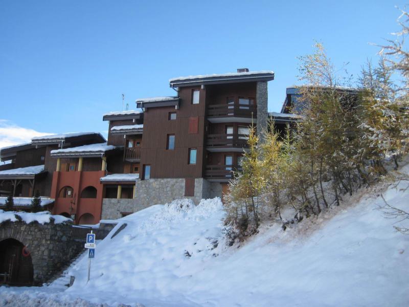 Vakantie in de bergen Résidence la Clef - Montchavin La Plagne