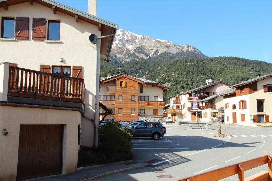 Vacances en montagne Studio coin montagne 3 personnes (213) - Résidence la Combe - Aussois