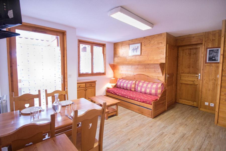 Vakantie in de bergen Appartement 2 kamers 4 personen (206) - Résidence la Combe - Aussois - Bedbank