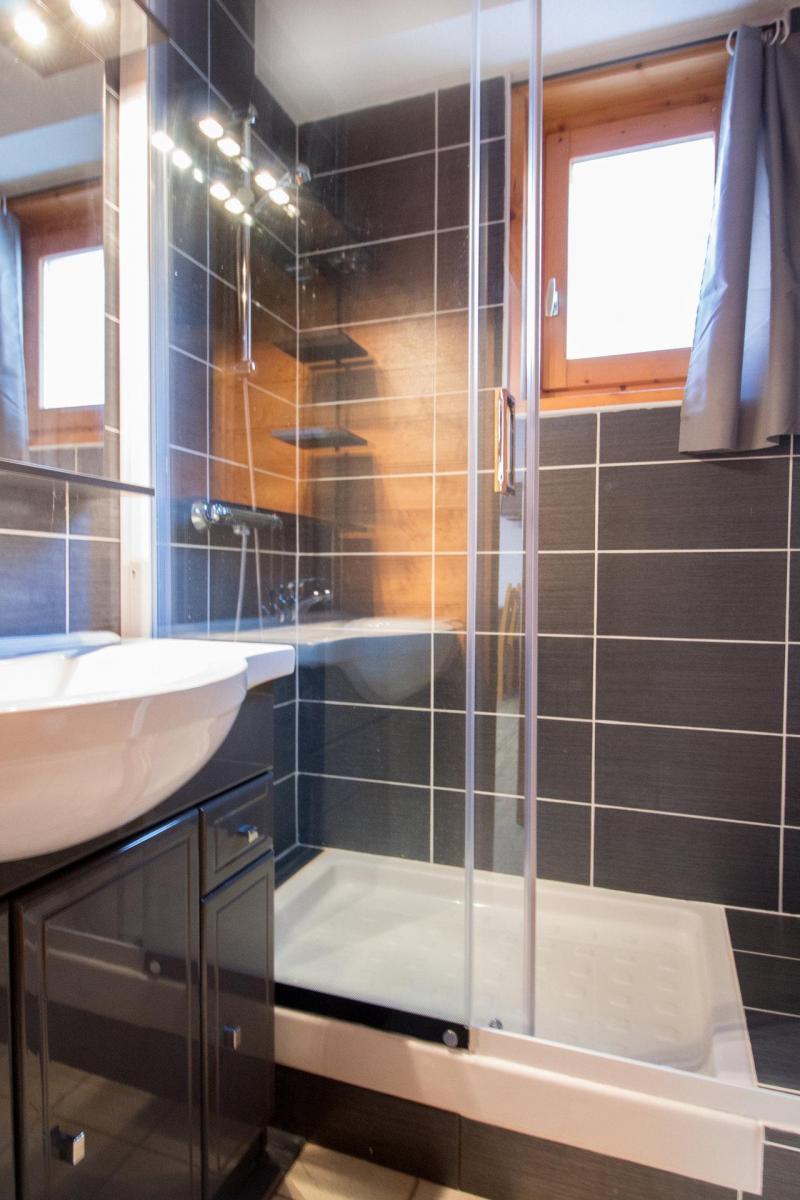 Vacances en montagne Appartement 2 pièces 4 personnes (206) - Résidence la Combe - Aussois - Salle d'eau