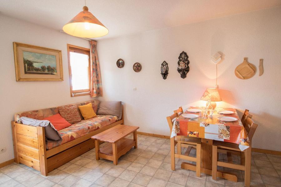 Vacances en montagne Appartement 2 pièces 4 personnes (220) - Résidence la Combe - Aussois - Séjour
