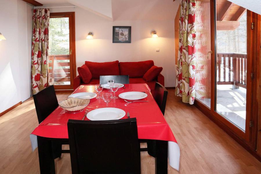 Vacances en montagne Appartement 2 pièces 4 personnes (1043) - Résidence la Combe d'Or - Les Orres
