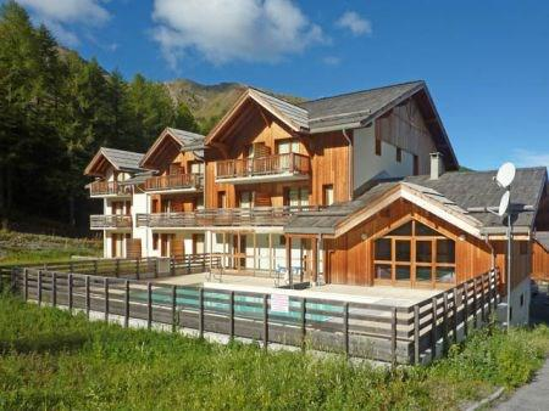 Vacances en montagne Résidence la Combe d'Or - Les Orres