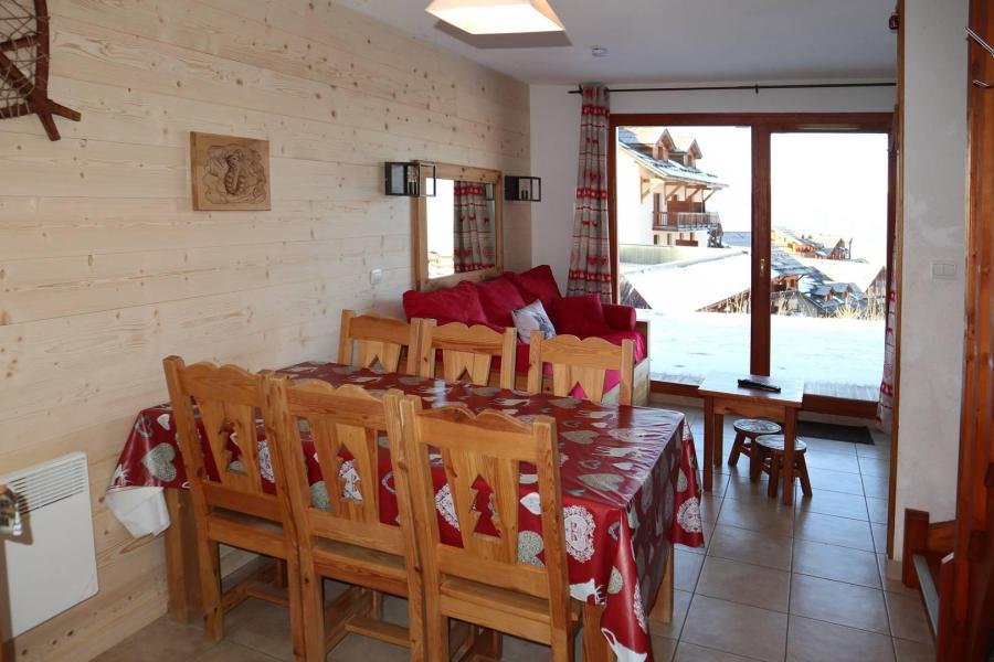 Vacances en montagne Appartement duplex 3 pièces 6 personnes (1031) - Résidence la Combe d'Or - Les Orres