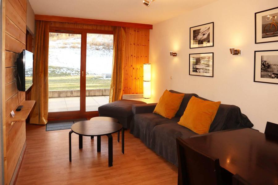 Vacances en montagne Studio cabine 4 personnes (1040) - Résidence la Combe d'Or - Les Orres