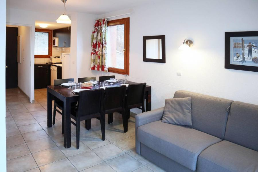 Vacances en montagne Appartement duplex 3 pièces 6 personnes (1004) - Résidence la Combe d'Or - Les Orres