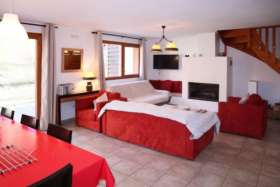 Vacances en montagne Chalet 5 pièces 10 personnes (1028) - Résidence la Combe d'Or - Les Orres
