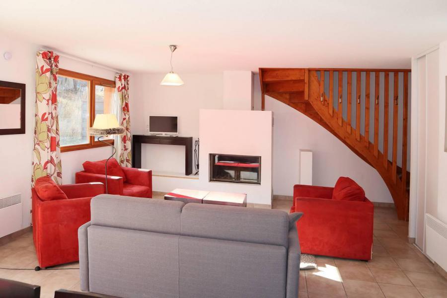 Vacances en montagne Chalet duplex 5 pièces 10 personnes (1033) - Résidence la Combe d'Or - Les Orres