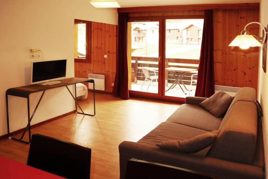 Vacances en montagne Appartement 2 pièces 4 personnes (1045) - Résidence la Combe d'Or - Les Orres