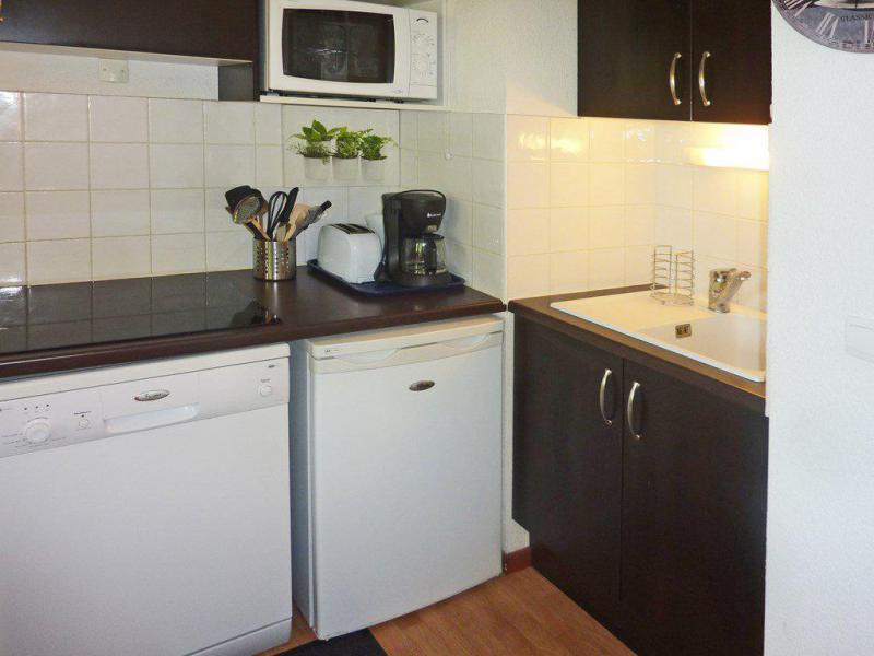 Vacances en montagne Appartement 2 pièces 4 personnes (1001) - Résidence la Combe d'Or - Les Orres - Kitchenette