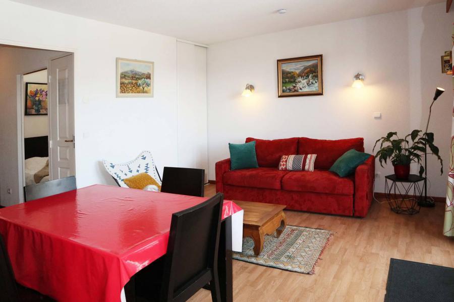 Vacances en montagne Appartement 2 pièces 4 personnes (1001) - Résidence la Combe d'Or - Les Orres - Séjour