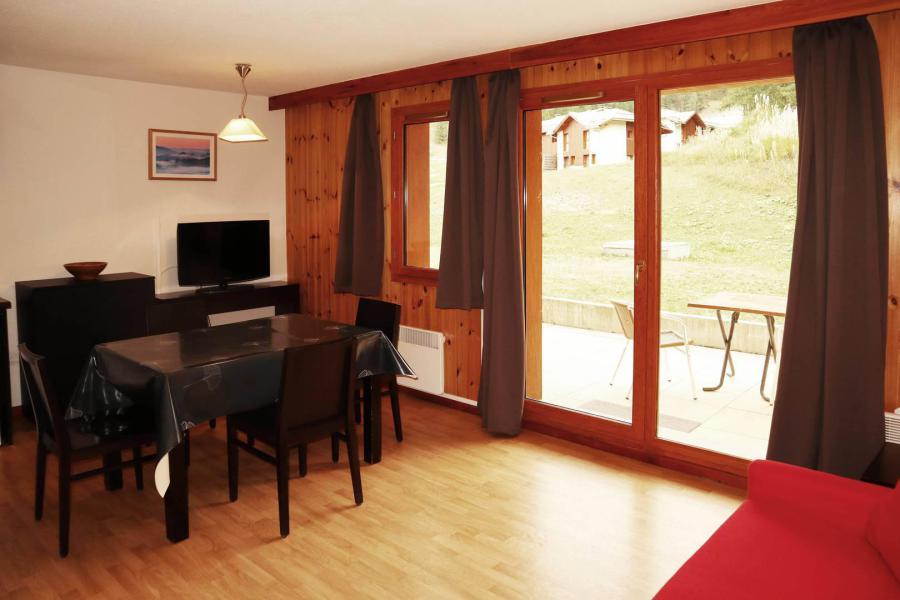 Vacances en montagne Appartement 2 pièces 4 personnes (1008) - Résidence la Combe d'Or - Les Orres - Canapé