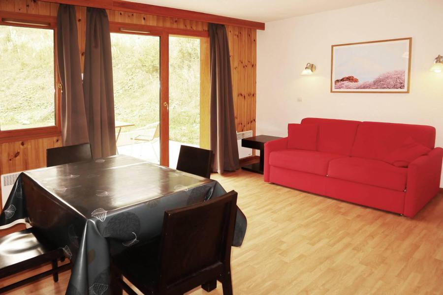Vacances en montagne Appartement 2 pièces 4 personnes (1008) - Résidence la Combe d'Or - Les Orres - Coin repas