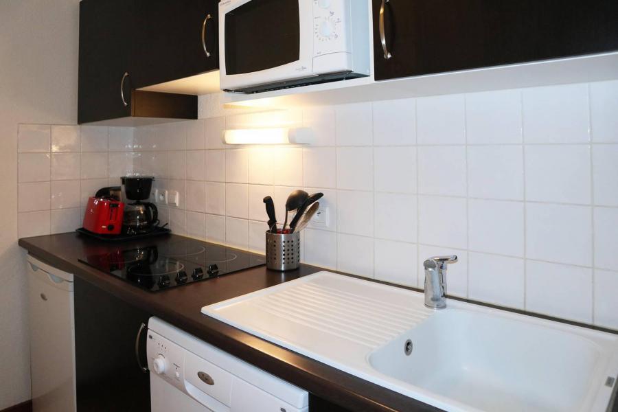 Vacances en montagne Appartement 2 pièces 4 personnes (1012) - Résidence la Combe d'Or - Les Orres - Kitchenette
