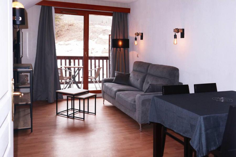 Vacances en montagne Appartement 2 pièces 4 personnes (1014) - Résidence la Combe d'Or - Les Orres - Table