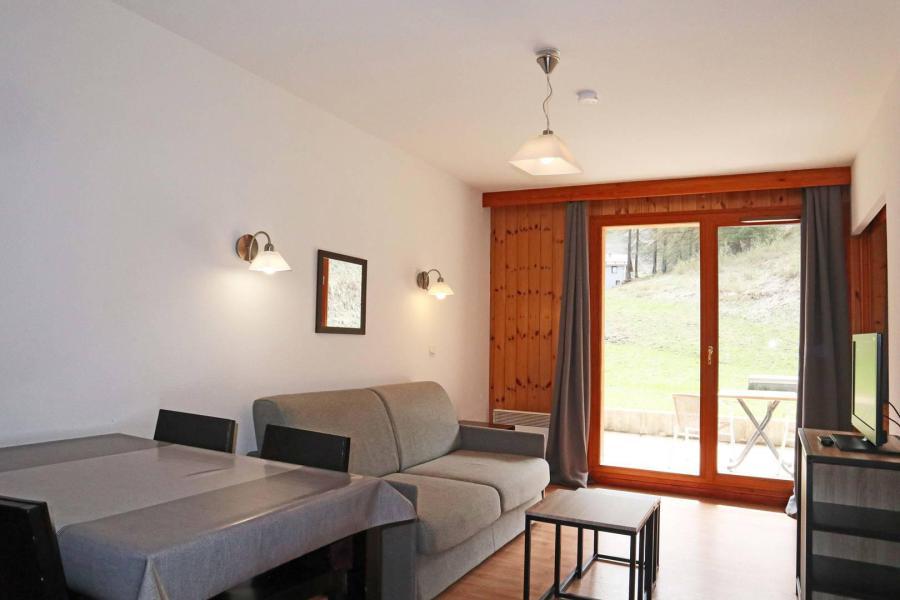Vacances en montagne Appartement 2 pièces 4 personnes (1017) - Résidence la Combe d'Or - Les Orres - Table