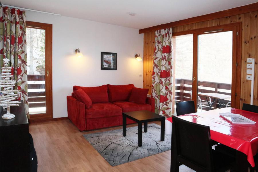 Vacances en montagne Appartement 2 pièces 4 personnes (1022) - Résidence la Combe d'Or - Les Orres - Canapé