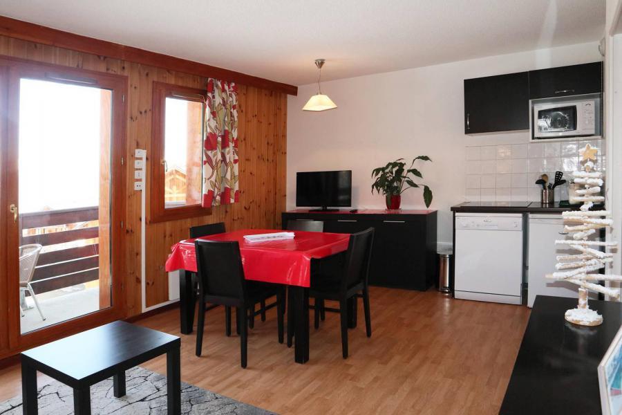 Vacances en montagne Appartement 2 pièces 4 personnes (1022) - Résidence la Combe d'Or - Les Orres - Coin repas