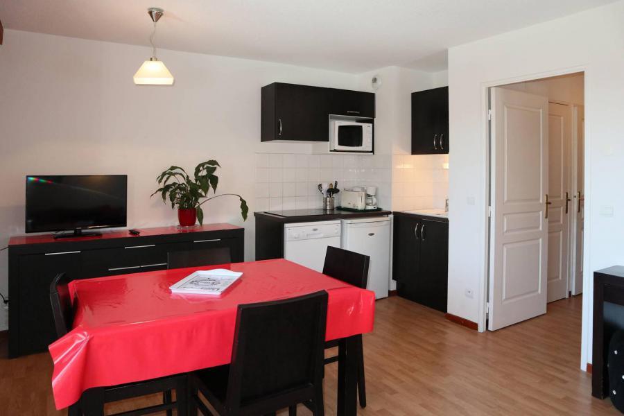 Vacances en montagne Appartement 2 pièces 4 personnes (1022) - Résidence la Combe d'Or - Les Orres - Séjour