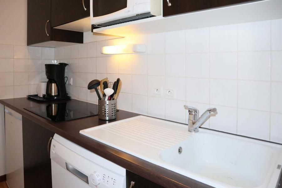 Vacances en montagne Appartement 2 pièces 4 personnes (1023) - Résidence la Combe d'Or - Les Orres - Lit double