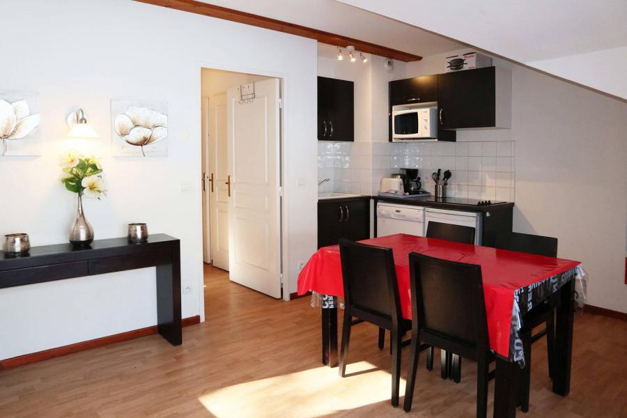 Vacances en montagne Appartement 2 pièces 4 personnes (1024) - Résidence la Combe d'Or - Les Orres - Canapé