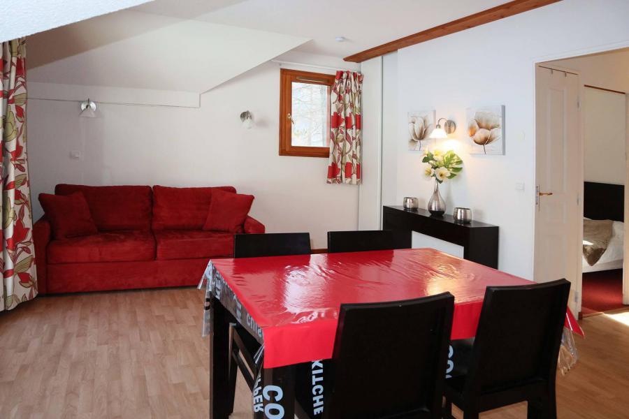 Vacances en montagne Appartement 2 pièces 4 personnes (1024) - Résidence la Combe d'Or - Les Orres - Canapé-lit