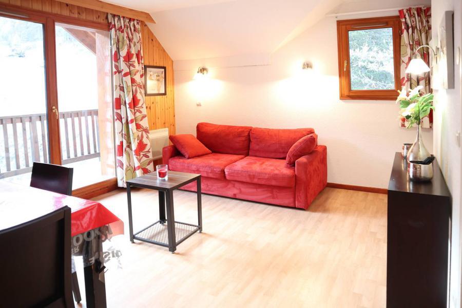 Vacances en montagne Appartement 2 pièces 4 personnes (1024) - Résidence la Combe d'Or - Les Orres - Séjour
