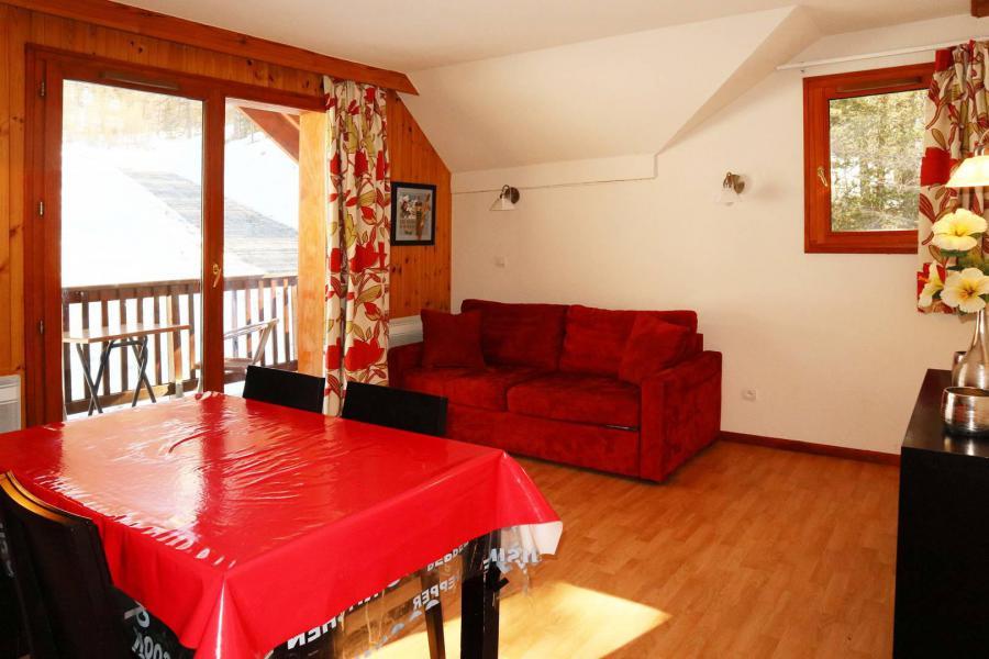 Vacances en montagne Appartement 2 pièces 4 personnes (1024) - Résidence la Combe d'Or - Les Orres - Table