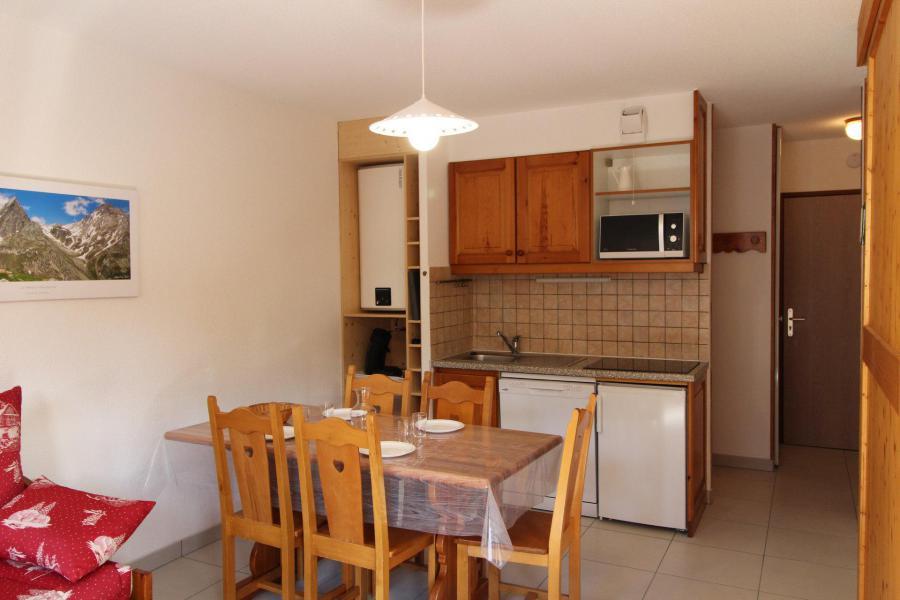 Vakantie in de bergen Appartement 2 kamers bergnis 5 personen - Résidence la Combe II - Aussois