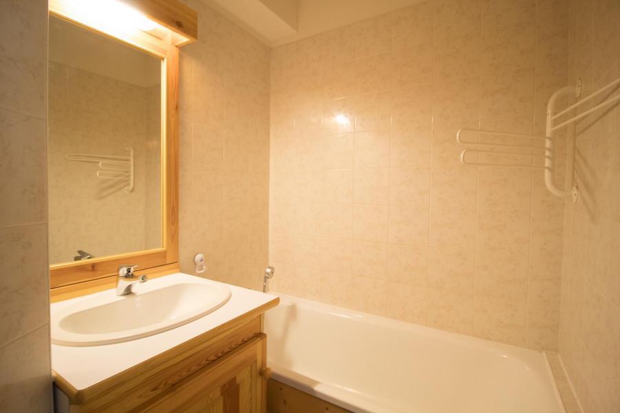 Vakantie in de bergen Appartement 2 kamers 4 personen (306) - Résidence la Combe II - Aussois - Badkamer