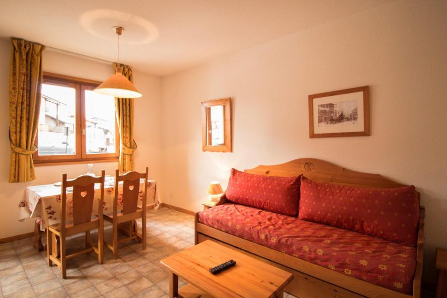 Vakantie in de bergen Appartement 2 kamers 4 personen (318) - Résidence la Combe II - Aussois - Verblijf