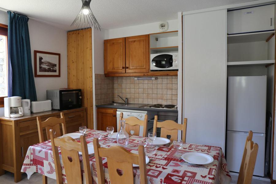 Vacances en montagne Appartement 3 pièces 6 personnes (407) - Résidence la Combe III - Aussois