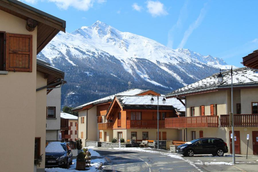 Vacances en montagne Appartement 2 pièces 4 personnes (437) - Résidence la Combe III - Aussois