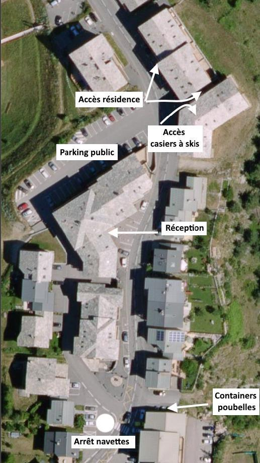 Vacances en montagne Appartement 4 pièces 8 personnes (400) - Résidence la Combe III - Aussois