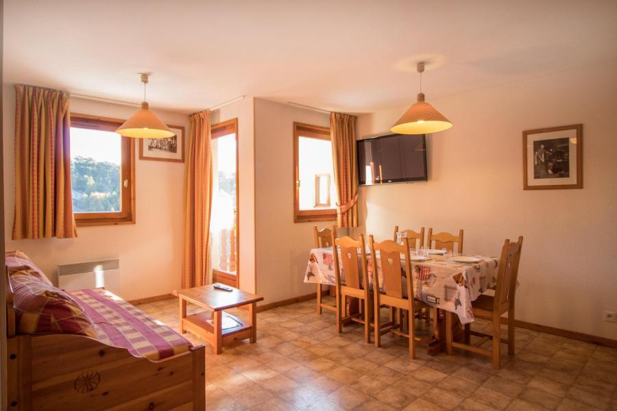 Vacances en montagne Appartement 3 pièces 6 personnes (431) - Résidence la Combe III - Aussois - Logement