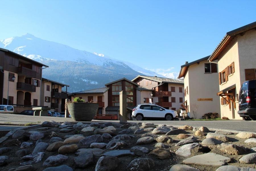 Location au ski Appartement 3 pièces 6 personnes (503) - Résidence la Combe IV - Aussois - Extérieur été