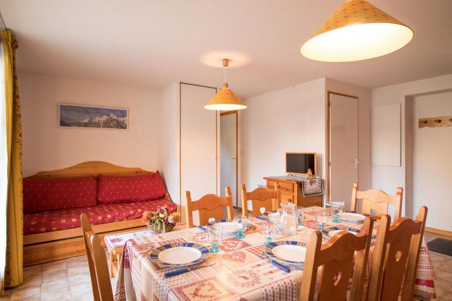 Vacances en montagne Appartement 3 pièces 6 personnes (503) - Résidence la Combe IV - Aussois - Séjour