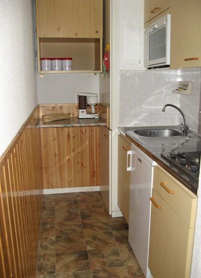 Каникулы в горах Апартаменты 2 комнат 4 чел. (114) - Résidence La Corniche - Aussois - Небольш&