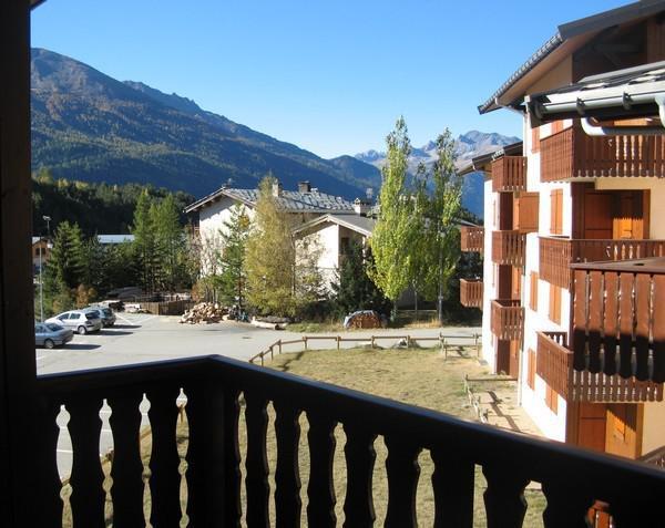 Wakacje w górach Apartament 2 pokojowy z alkową 4 osoby (113) - Résidence La Corniche - Aussois - Na zewnątrz latem