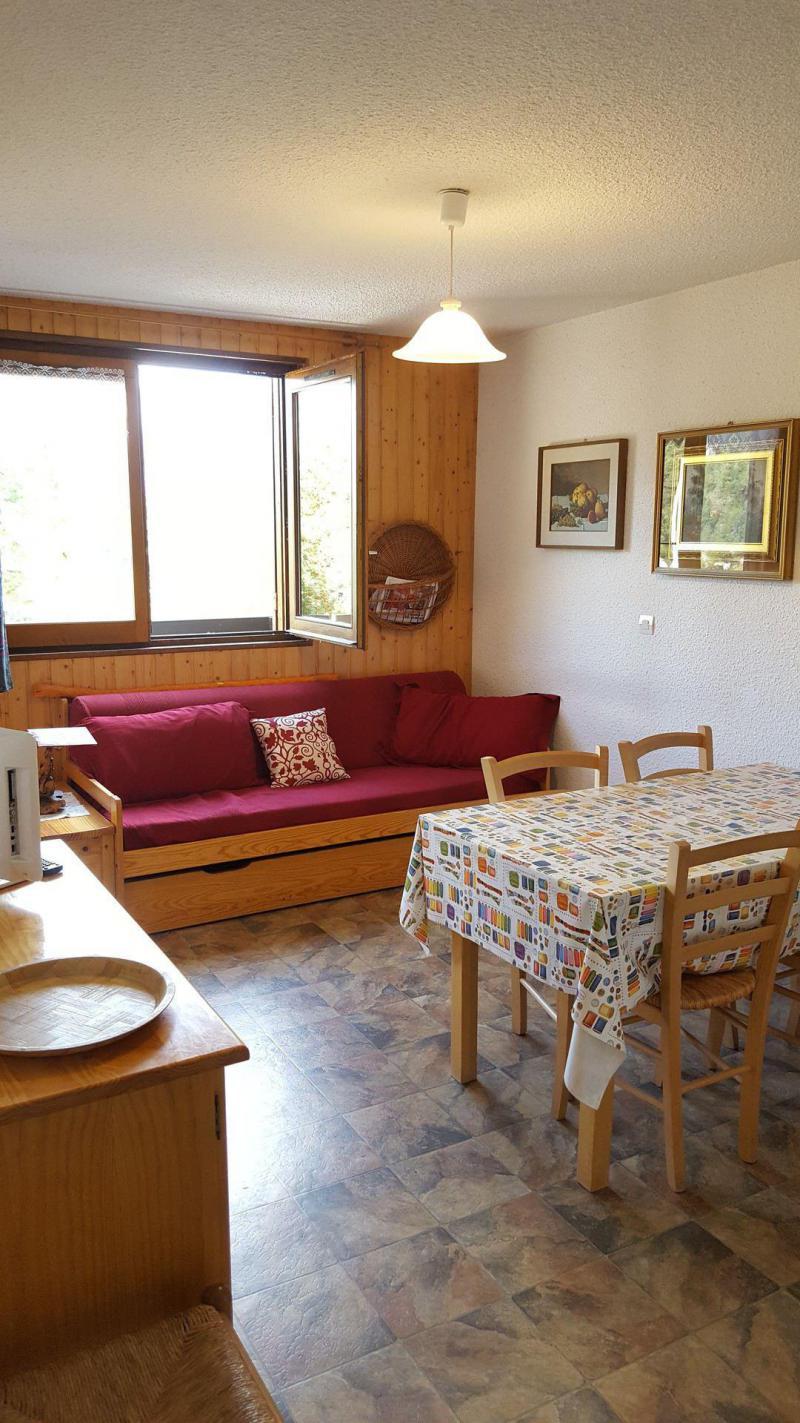 Wakacje w górach Apartament 2 pokojowy 4 osób (1) - Résidence La Corniche - Aussois