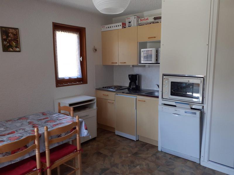 Wakacje w górach Apartament 2 pokojowy 5 osób (105) - Résidence La Corniche - Aussois