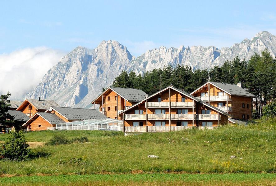 Chalet Résidence la Crête du Berger - La Joue du Loup - Alpes du Sud