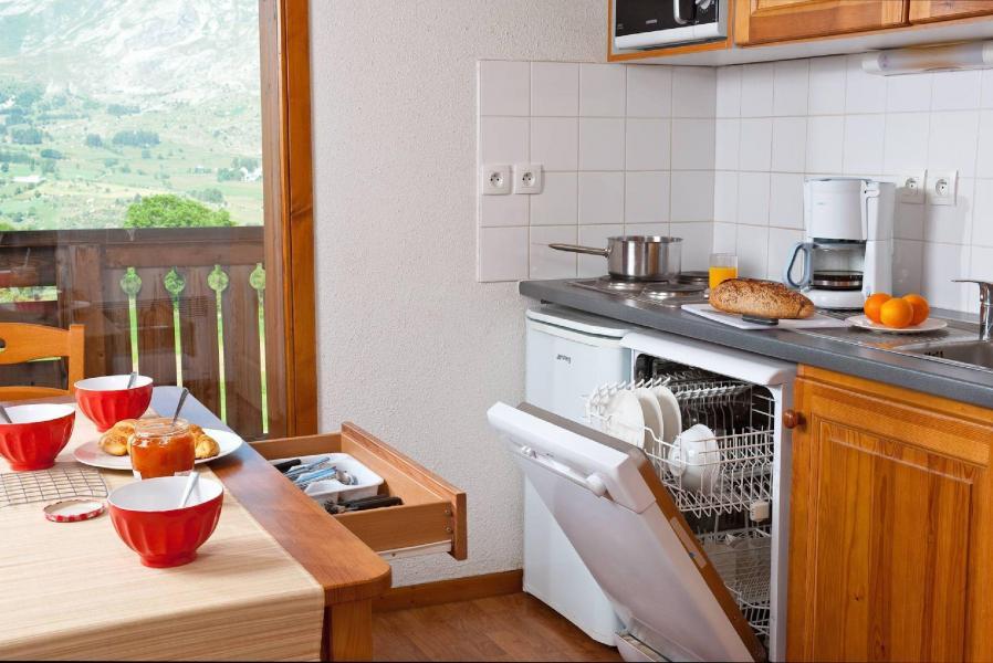Vacances en montagne Résidence la Crête du Berger - La Joue du Loup - Lave-vaisselle