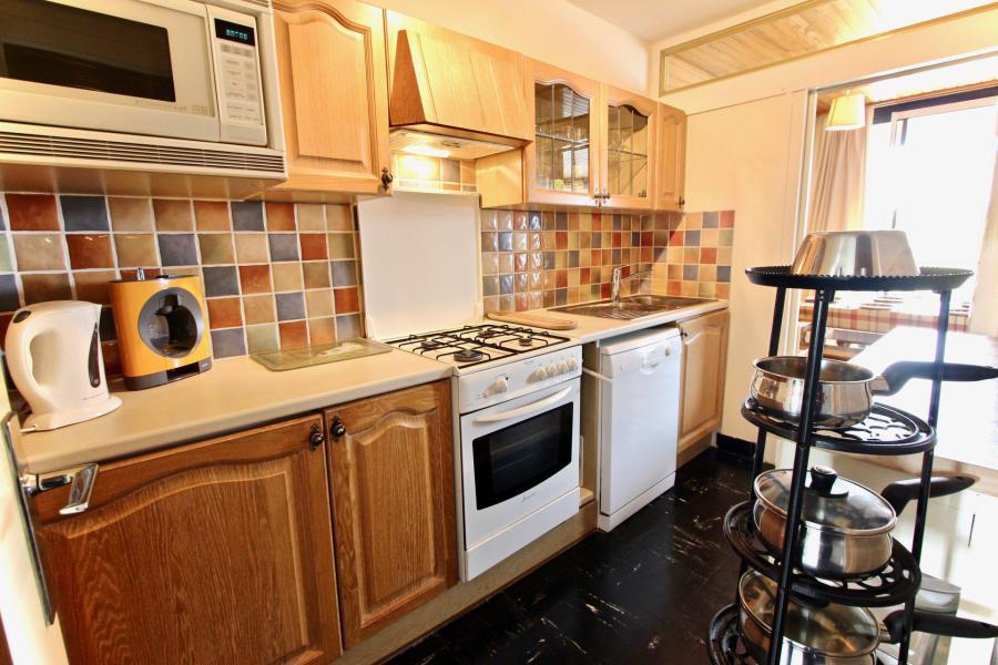 Vacances en montagne Appartement 3 pièces 8 personnes (103) - Résidence la Croisette - Chamrousse - Kitchenette